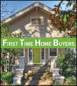 First Time Home Buyer Bucket